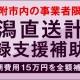 見附市「新潟直送計画 登録支援補助金」の受付がスタート!出店に係る初期費用の全額が補助されます!